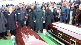 Canada-RDC: Enteremment de nos deux filles Elisabeth et Reema