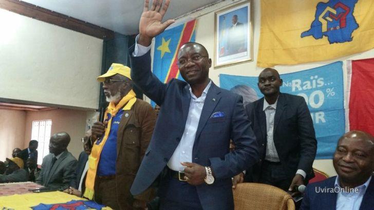 Bukavu-RDC: Arrivée du DIRCAB le Prof MWILANYA en visite au Sud-Kivu pour quelques jours