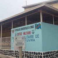 Uvira-RDC: Nouveau hangar pour les audiences publiques