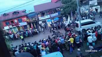 Uvira-RDC: Les promesses du président Kabila à la population d'Uvira à travers son dircab Mwilanya