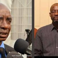 Polémique entre Justin Bitakwira et Idi Shabani (audio)