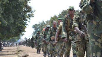 Sange-RDC: Un militaire des forces armées (FARDC), blessé par balles