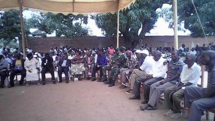 Mutarule-RDC: Commémoration ce mardi 6 juin du troisième anniversaire du massacre de Mutarule
