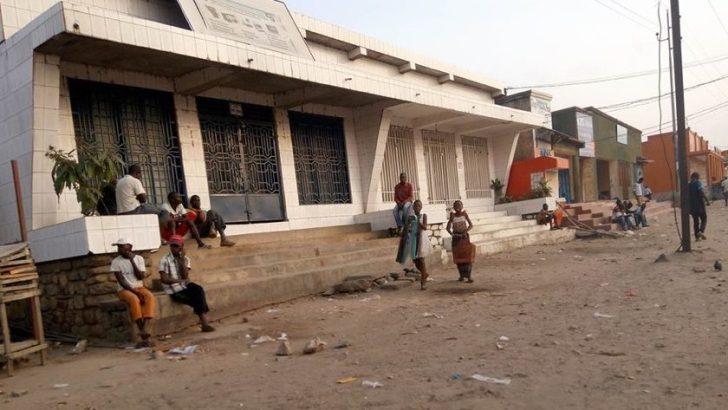 Uvira – RDC : Journée « ville morte » pour protester contre l'arrêt brusque des travaux de construction de la voirie urbaine d'Uvira