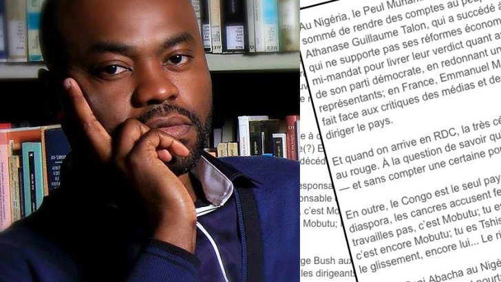 Chronique: C'est la faute du maréchal Mobutu