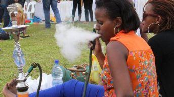 """Rwanda : le gouvernement interdit la """"chicha"""""""