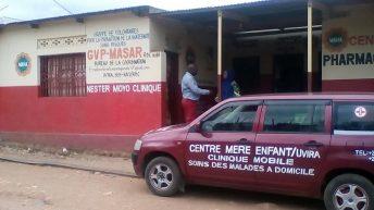 Santé: Une clinique mobile au service du peuple à Uvira