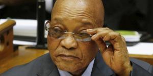 Personnalité: Jacob Gedleyihlekisa Zuma président de la RSA du 9 mai 2009 jusqu'au 14 février 2018