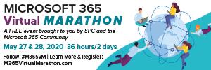 Microsoft 365 Virtual Marathon