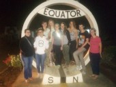 At the Equator, Uganda