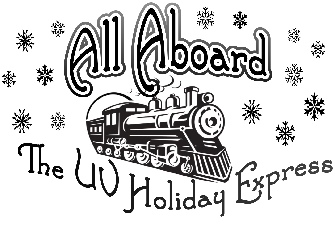 UV Holiday Express Arrives December 3 and 4