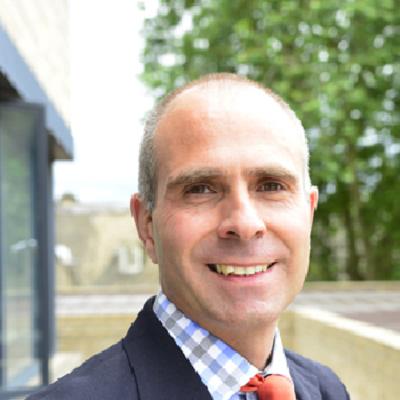 Prof Stefan Enchelmaier