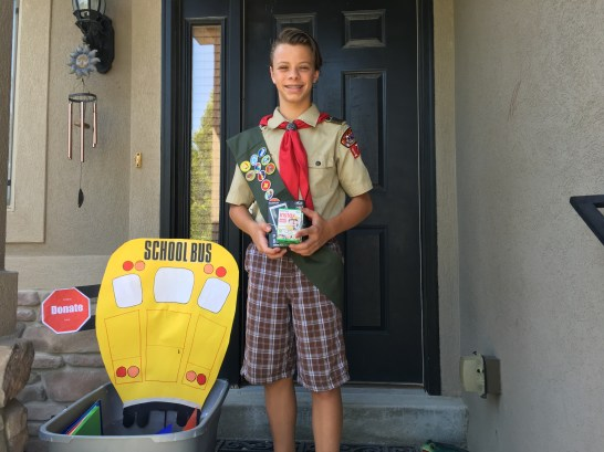 Eagle Scout Nick Nogueira 1