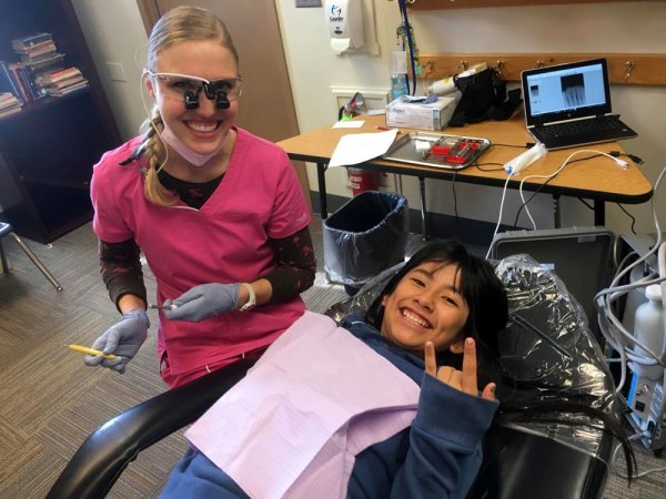 Smart Smiles checks the oral health of kids in Title 1 Schools