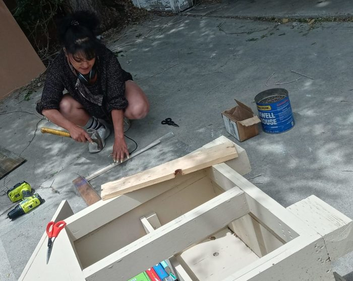Building a Free Little Library