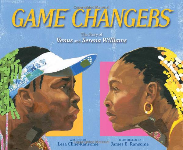 Game Changers Book Cover