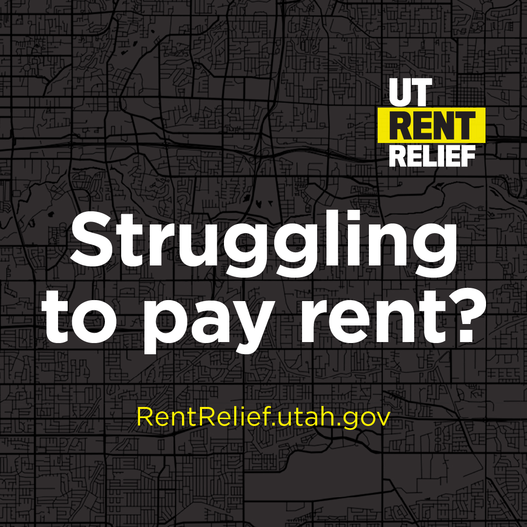 Rent Relief Utah