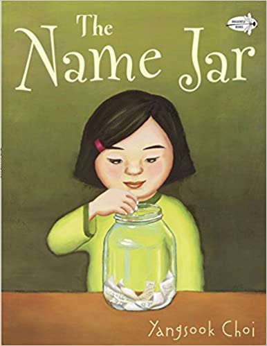 The Name Jar Book cover