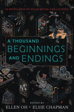 A thousand beginning and endings book cover