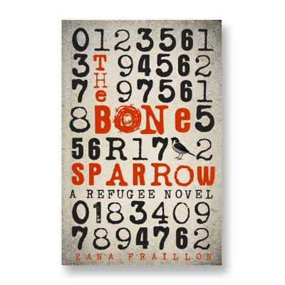 The Bone Sparrow Hardcover book cover
