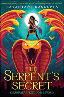 The Serpent's Secret Book Cover