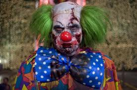 Clowns:  Movies That Prove They are Evil and Out to Get You (6/6)