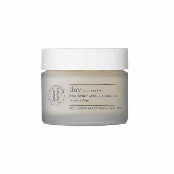 Blossom DAY - CBD Creme mit Hyaluronsäure & Macadamiaöl, Gesichtspflege