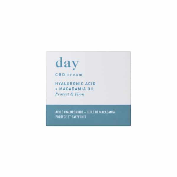 Blossom DAY - CBD Creme mit Hyaluronsäure & Macadamiaöl 1, Gesichtspflege
