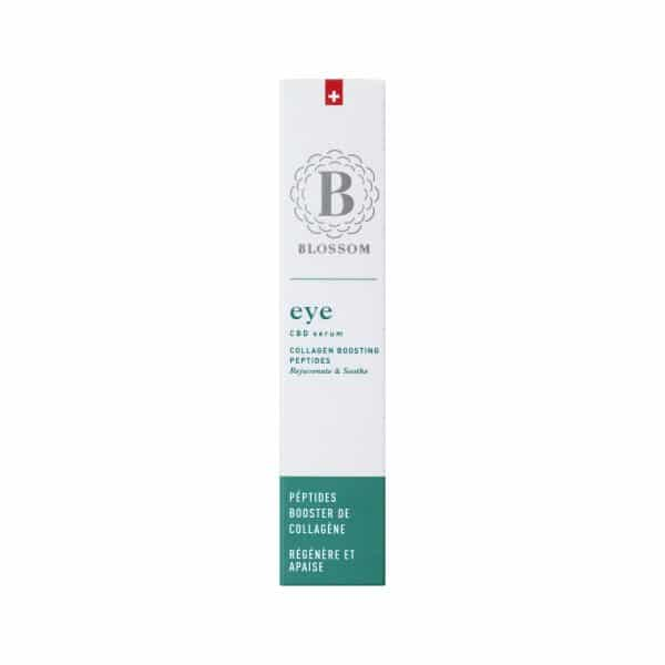 Blossom EYE - CBD Serum with Collagen Boosting Peptides 1, Face Care