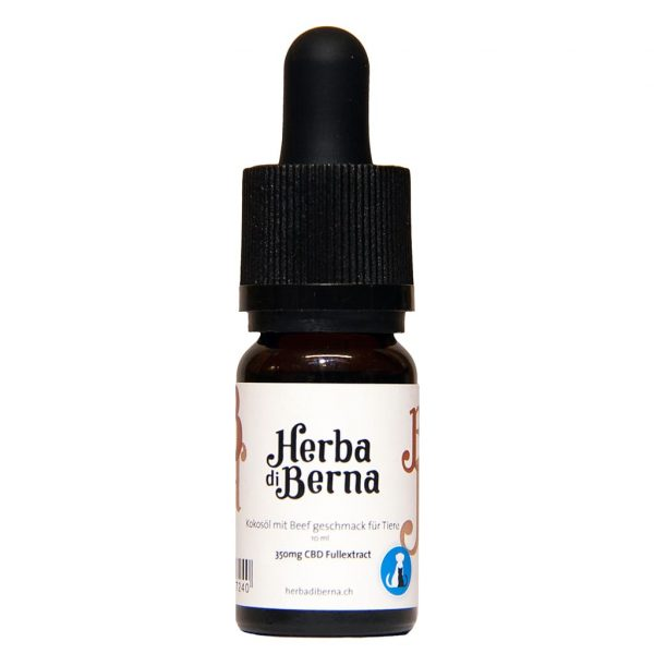 Herba di Berna CBD Hemp Oil for Dogs, CBD Oils for Pets
