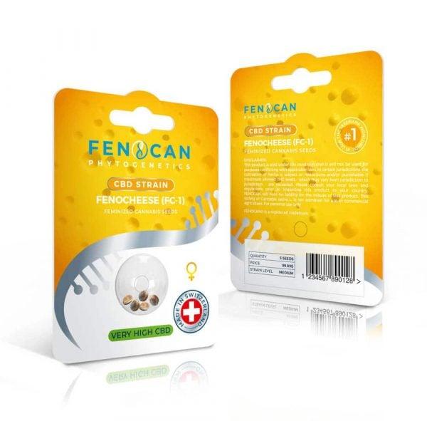 Fenocan Fenocheese (FC-1), CBD Samen