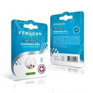 Fenocan Fenodream (FD-1), CBD Samen