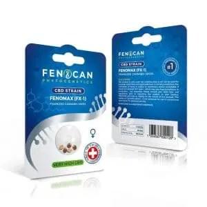 Fenocan Fenomax (FX-1), CBD Samen