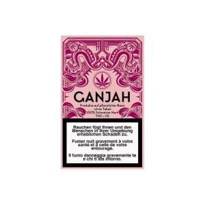 Ganjah Jahvina, Fleurs CBD