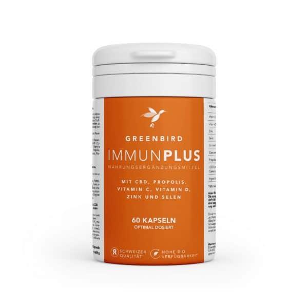 Greenbird ImmunPlus Capsules