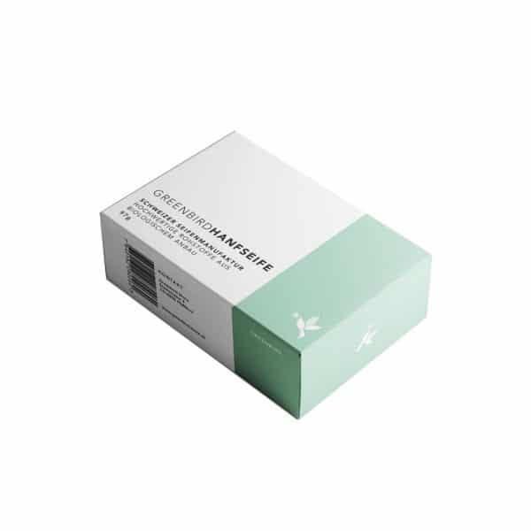 Greenbird Hemp Oil Soap, Body Care