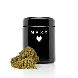 Mary Amnesia Outdoor, CBD Blüten