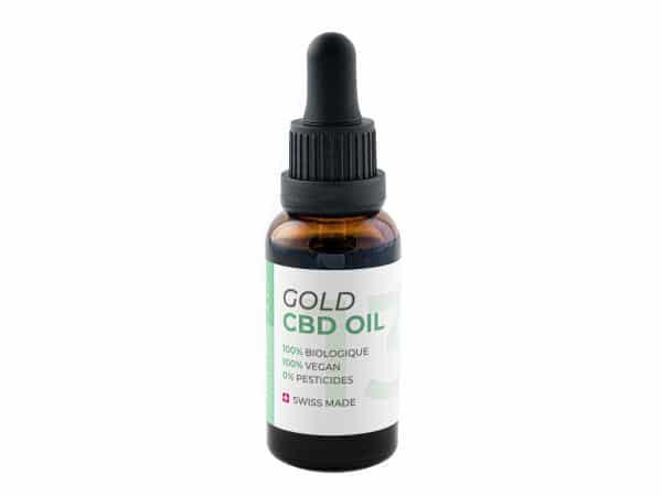 Naturalpes CBD Öl Gold 13%, CBD Öl