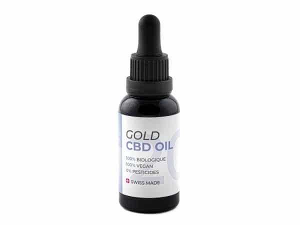 Naturalpes Full-Spectrum CBD Oil Gold 20%, CBD Oil