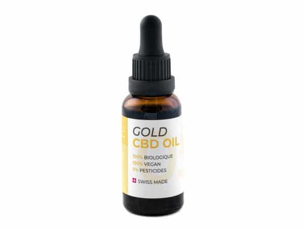 Naturalpes CBD Öl Gold 5%, CBD Öl
