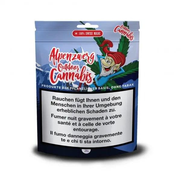 Pure Production Alpenzwerg, CBD Blüten