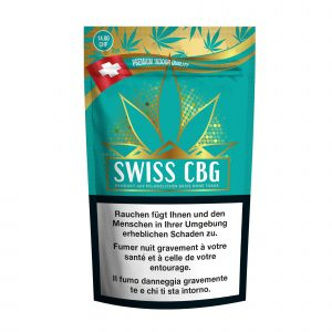 Pure Production Swiss CBG, Fleurs CBG