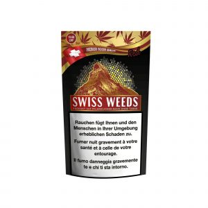 Pure Production Swiss Weeds Red, CBD Flowers