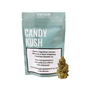 Swiss Hempcare Candy Kush, CBD Blüten