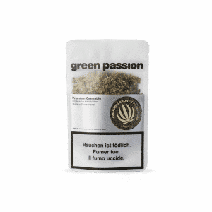 Green Passion Cannabis Crunch, CBD Trim