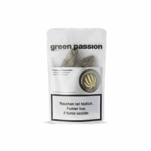 Green Passion Cheesy Passion, CBD Flowers