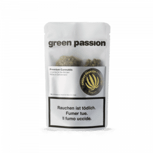 Green Passion Cheesy Passion Popcorn, Petites Fleurs