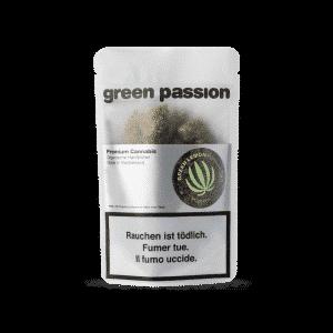 Green Passion Green Lemon, CBD Flowers