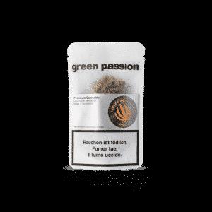 Green Passion Harlequin, CBD Flowers