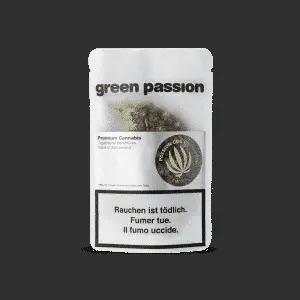 Green Passion Passion CBG, Fleurs CBG